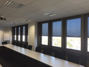 Wuppertal Barmer GEK Multirollo® Konferenzraum